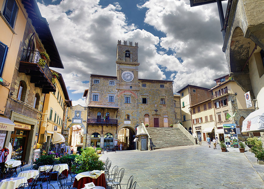 CREA Tours and Events Cortona